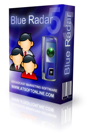 proximity marketing software that allows you to send your data to all Bluetooth equipped mobile phones within a Your Bluetooth Dongles range, all you need is Blueradar and Bluetooth dongle and a PC