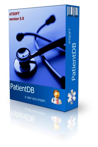 Click to view PatientDB Professional screenshots